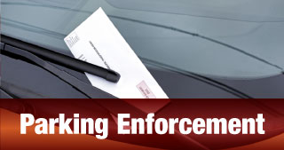 Parking Enforcement | paper on car